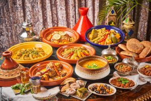 Marrakech Dishes 2021